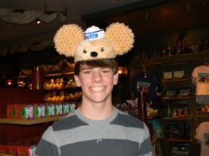 Disney Duffy Ear Hat