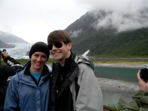 Disney Cruise Line in Alaska with Teens