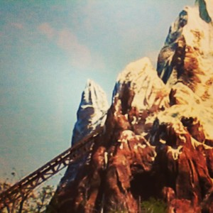 Expedition Everest's Forbidden Mountain