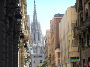 The Heart of Barcelona