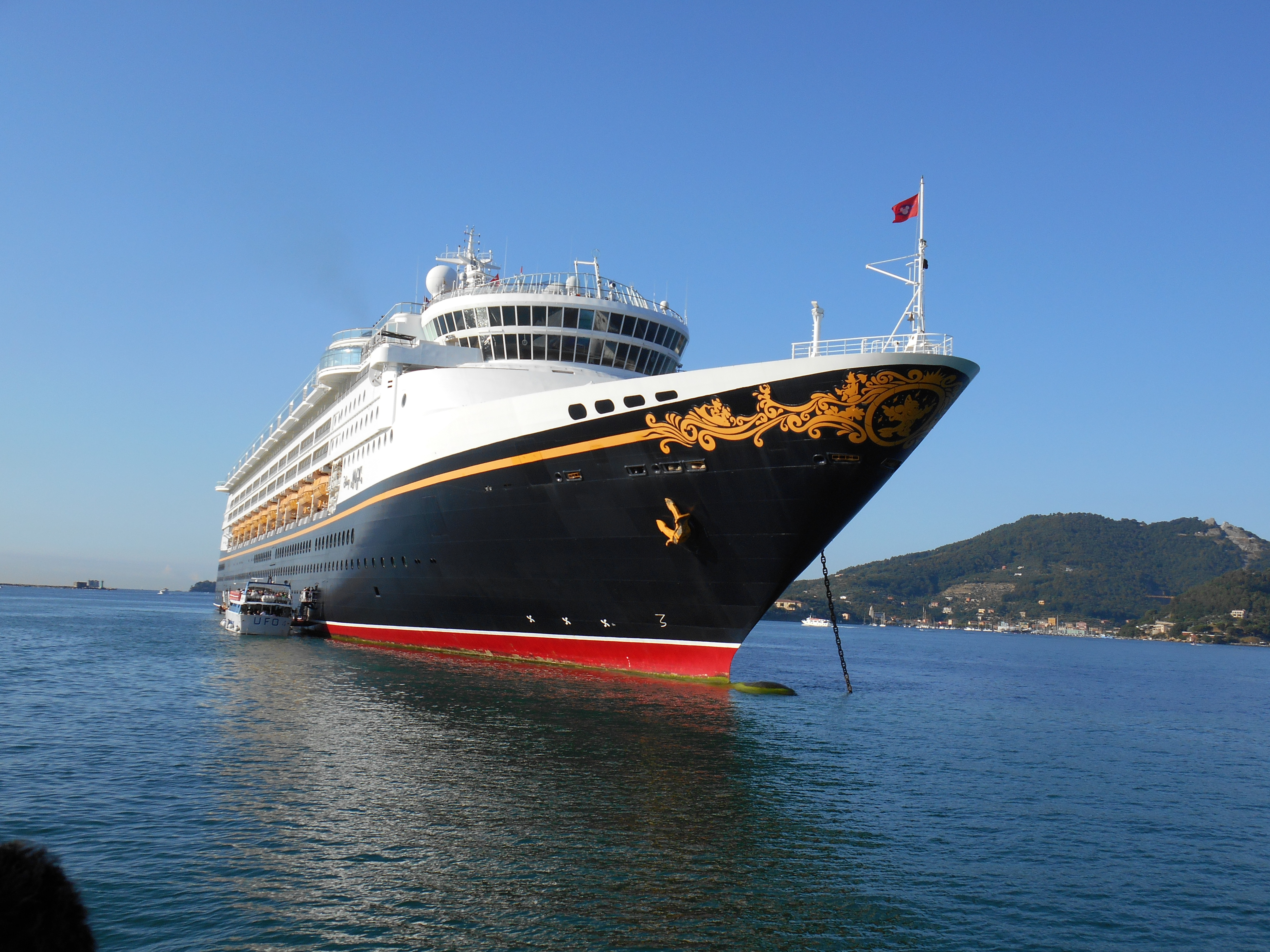 Cruising The Mediterranean On The Disney Magic