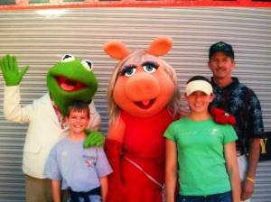 Disney's Hollywood Studios Meeting Muppets