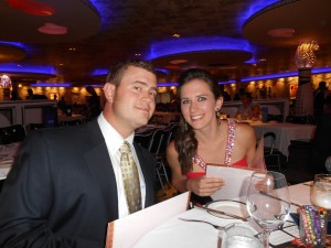Formal Night on Disney's Magic in the Med