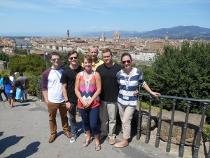 Disney Mediterranean Cruise, Excursion to Florence, Italy