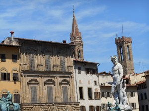 Touring Florence, Italy on our Disney Mediterranean Cruise