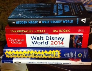 Disney Resources 2014 - Books
