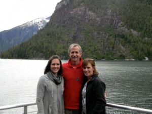 Excursion on Disney Cruise Line in Alaska