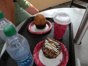 Dessert in Disney's Hollywood Studios