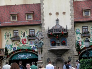 Germany Pavilion in Epcot 1