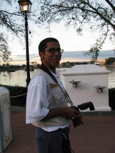 Great Disney Photographer in Epcot