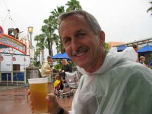 Enjoying a Rainy Day / Disneys Hollywood Studios