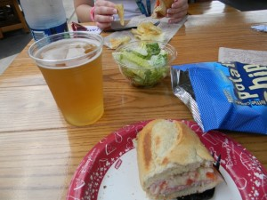 Lunch in Disney's Hollywood Studios