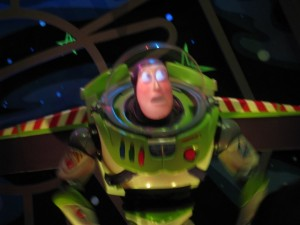 BUZZ! Buzz Lightyear's Space Ranger Spin