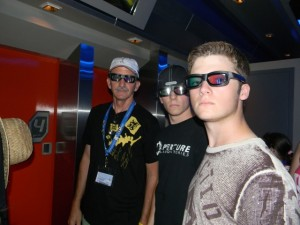DHS, Waiting for Star Tours
