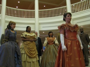 Epcot's Voices of Liberty