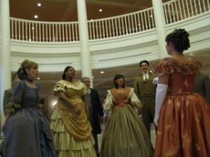 Voices of Liberty, Epcot's American Adventure