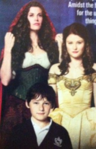 OUAT - Red, Belle and Henry