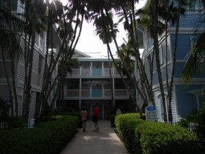 Building at Disney's Old Key West Resort