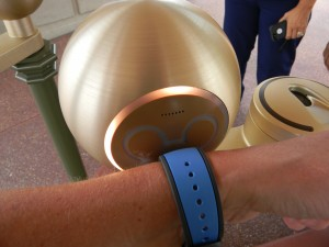 Magic Bands at Walt Disney World