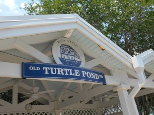 Old Turtle Pond at Old Key West