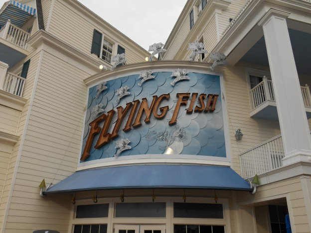 Disney's Flying Fish Cafe Exterior