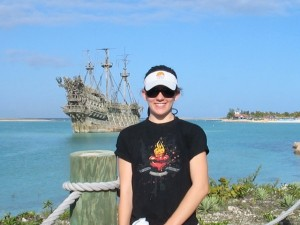 Disney's Flying Dutchman on Castaway Cay