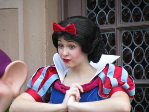 Snow White at Walt Disney World