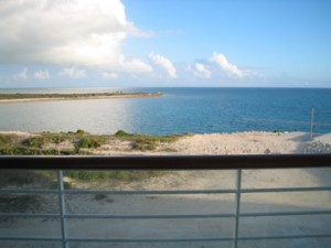 View of Castaway Cay