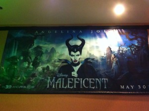 Maleficent Theater Poster