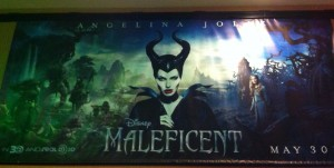 Disney's Maleficent Movie Poster