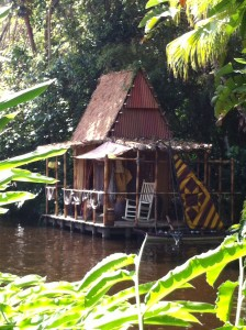 WDW Jungle Cruise Dock