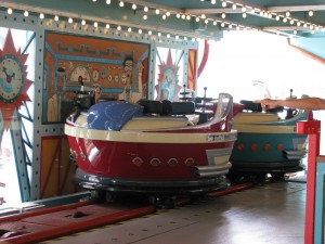 Primeval Whirl Vehicles