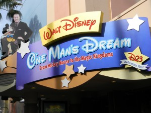 Walt Disney: One Man's Dream / Disney's Hollywood Studios