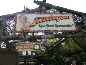 Exterior of Indiana Jones Theater / Disney's Hollywood Theater
