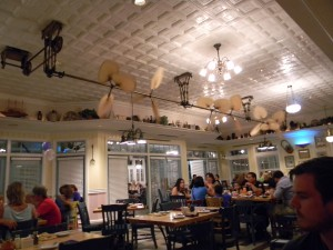 Relaxed Dining at Olivia's Cafe / Old Key West / Walt Disney World