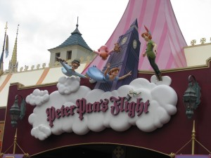 Peter Pan's Flight / Fantasyland / Magic Kingdom