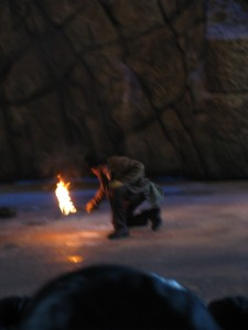 Indiana Jones in Disney's Hollywood Studios