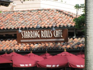Starring Rolls Cafe / Disney's Hollywood Studios
