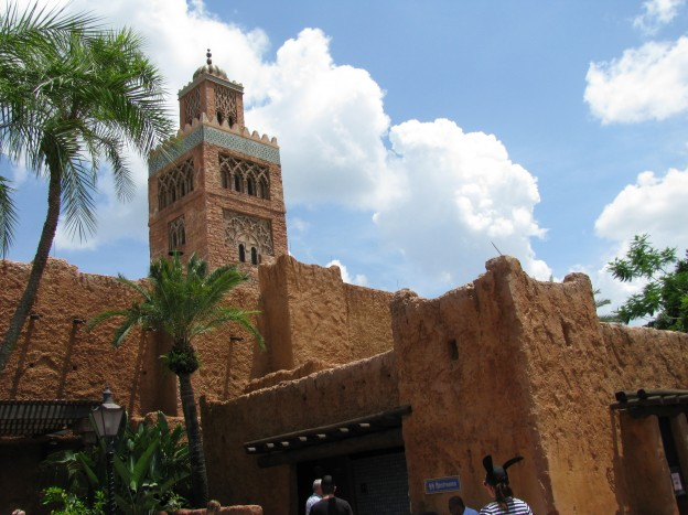 Morocco on Epcot's World Showcase