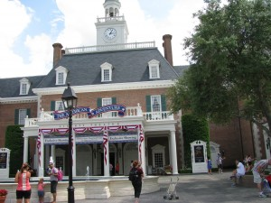 The American Adventure / Epcot / Walt Disney World