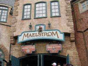 Malestrom / Norway Pavilion / World Showcase