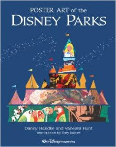 Book of Disney Parks Posters