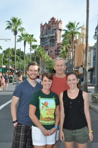 Memory Maker Photo in Disney's Hollywood Studios