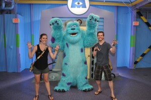 Character Meet-and-Greet with Sully