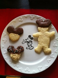 Disney Snacks at Home