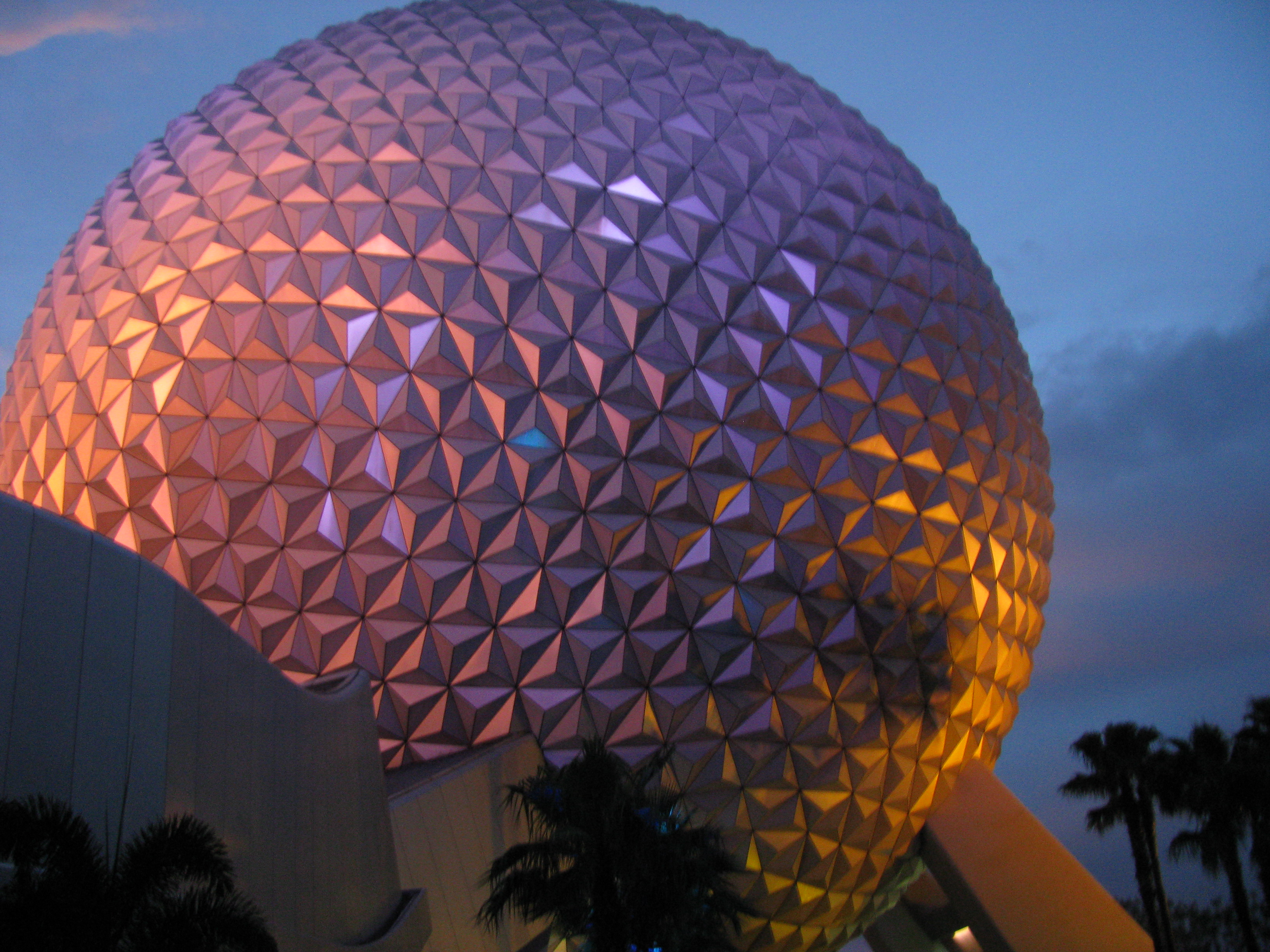 For Love of Epcot's Spaceship EarthLiving a Disney Life