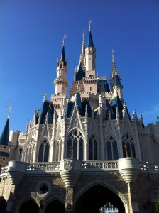 Magic Kingdom / Cinderella Castle