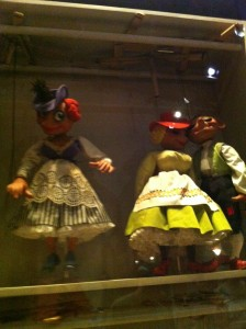 Sound of Music Puppets