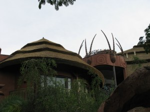 Exterior Rooftops / Animal Kingdom Lodge
