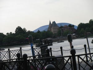 World Showcase / Lagoon